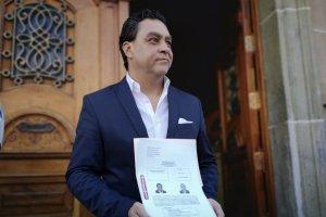 Rechazan inscripción de hijo de expresidente Vinicio Cerezo