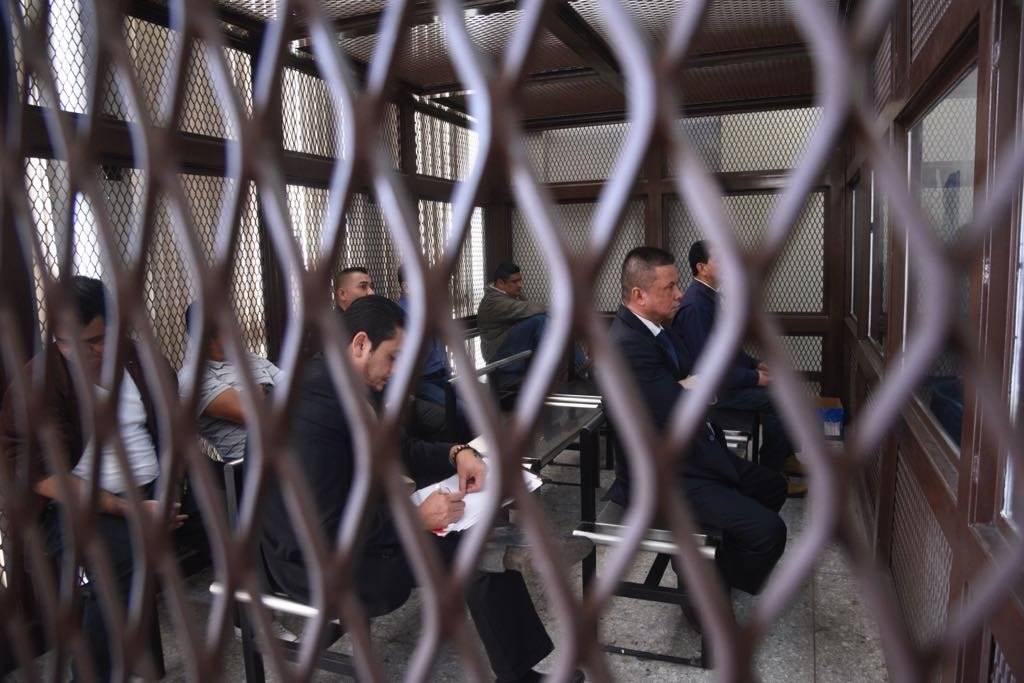 """MP emite conclusiones en el juicio por el caso """"Lavado y política"""". Foto: Omar Solís"""