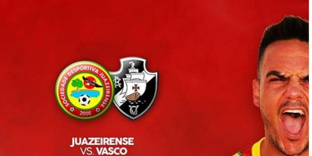 COPA DO BRASIL 2019: onde assistir ao vivo online o jogo JUAZEIRENSE X VASCO