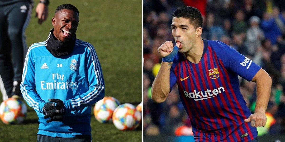 Copa do Rei: onde assistir ao vivo online a semifinal BARCELONA X REAL MADRID