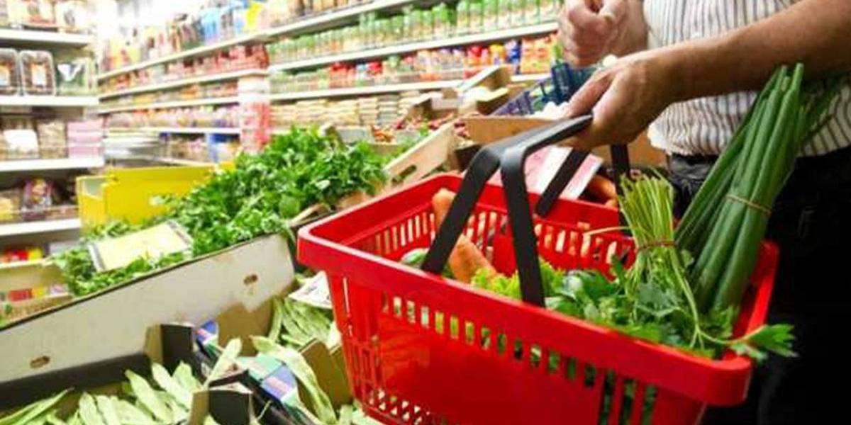 Ecuador cerró enero con la inflación más alta en 12 meses