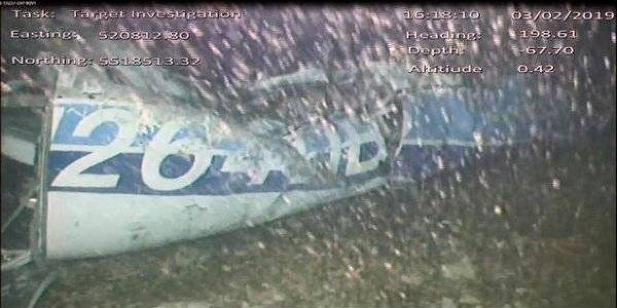 Recuperan cuerpo de avión que transportaba a Emiliano Sala