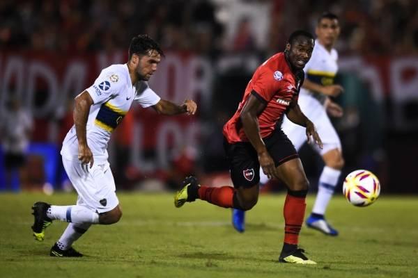 Luís Leal registra 11 goles en 40 partidos por Newell