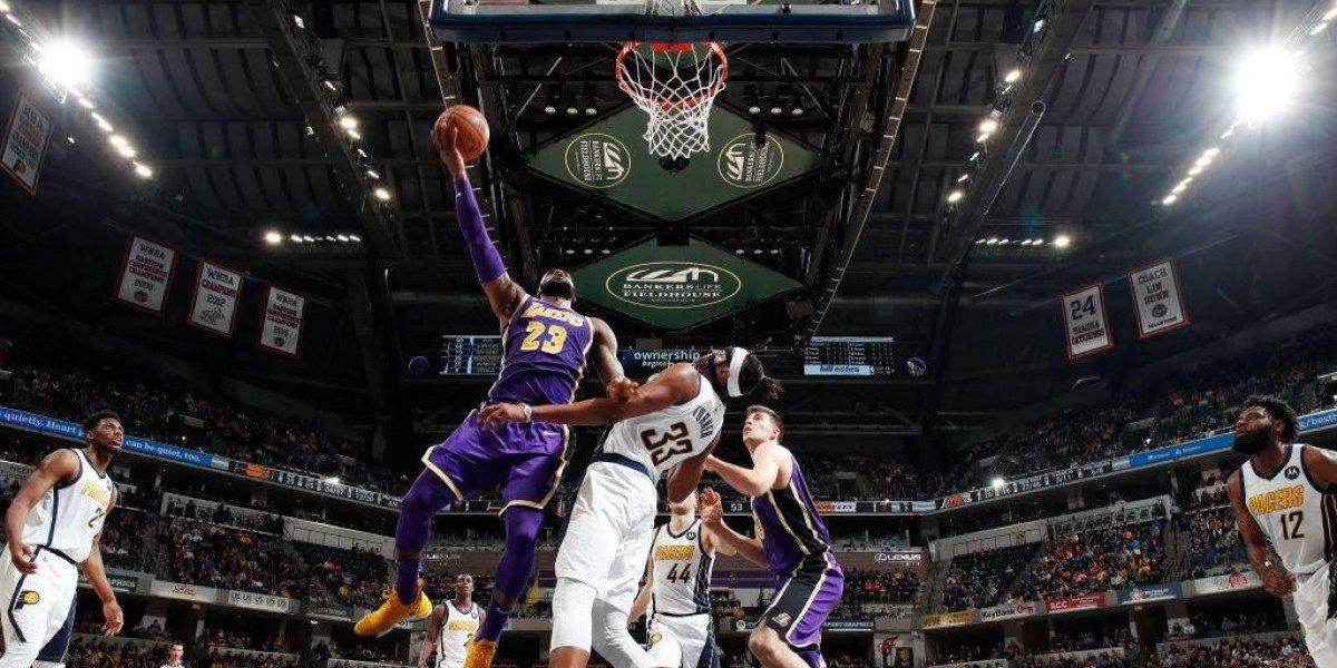 NBA: Lakers caen y LeBron James sufre la derrota más humillante como profesional