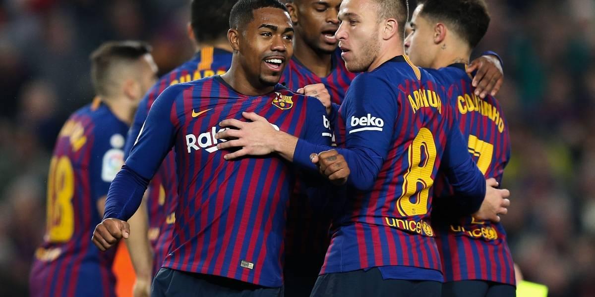 Así vivimos el empate de Barcelona con Real Madrid por la Copa del Rey