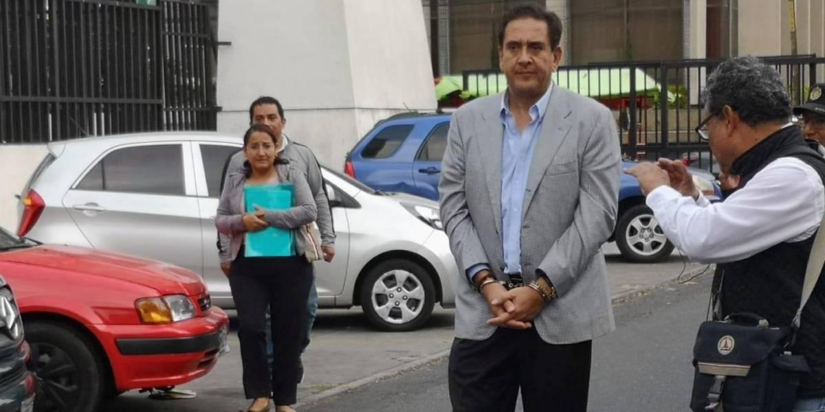 Gustavo Alejos pide que sea apartado el fiscal Carlos Videz