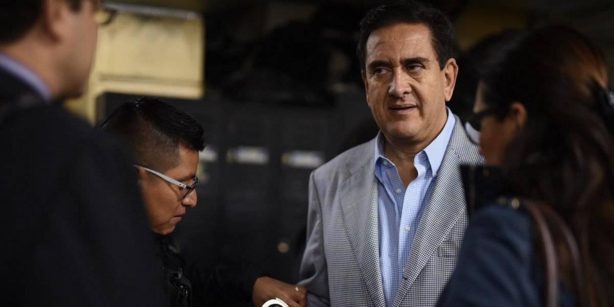 MP apela arresto domiciliario otorgado a Gustavo Alejos