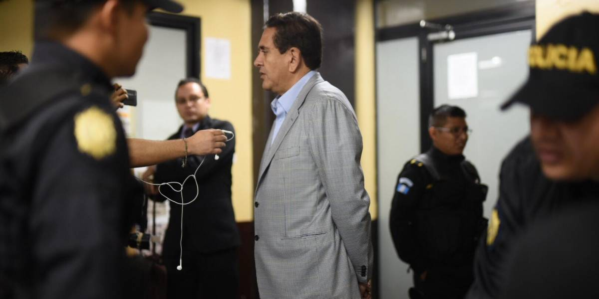 Detenidos por caso relacionado con la UNE son enviados a Mariscal Zavala
