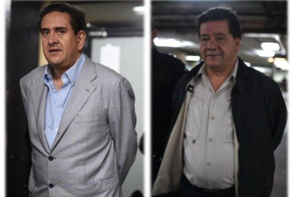 Gustavo Alejos y Víctor Duarte, capturados en operativo del MP y CICIG