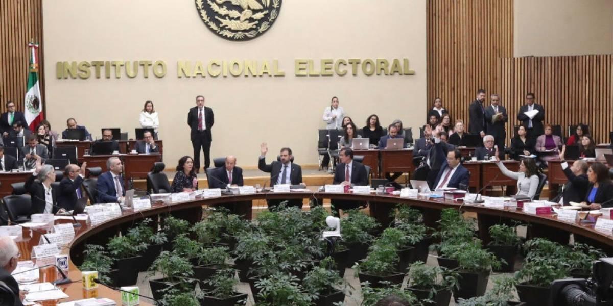 INE organizará elecciones extraordinarias en Puebla