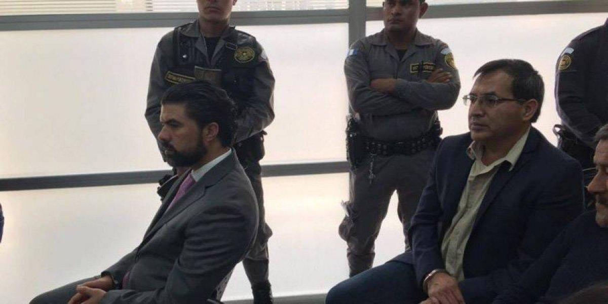 Jonathan Chévez busca que se le otorgue medida sustitutiva