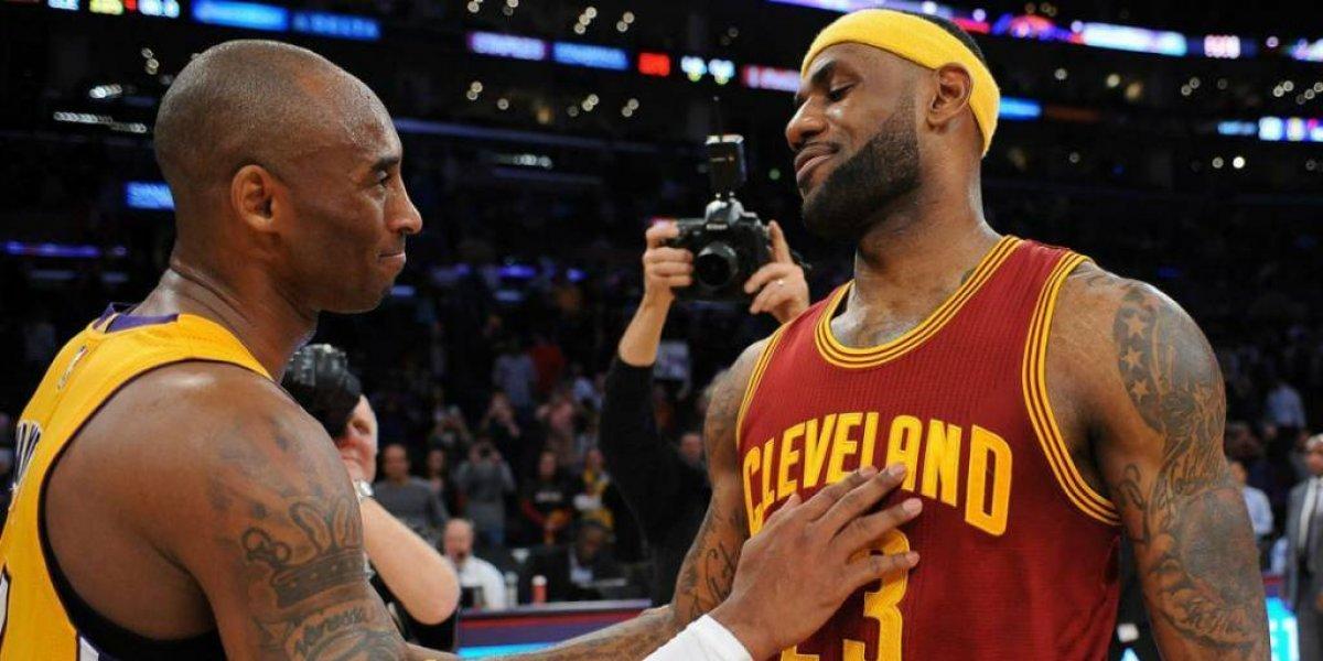 """Kobe sobre LeBron. """"Es capaz de adaptarse y jugar por mucho tiempo"""""""