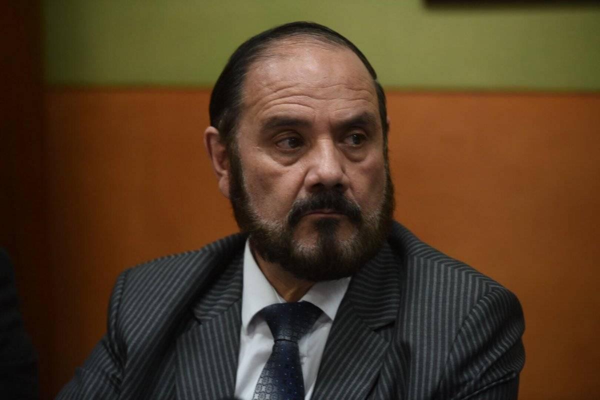 Leopoldo Guerra, director del Registro de Ciudadanos del TSE