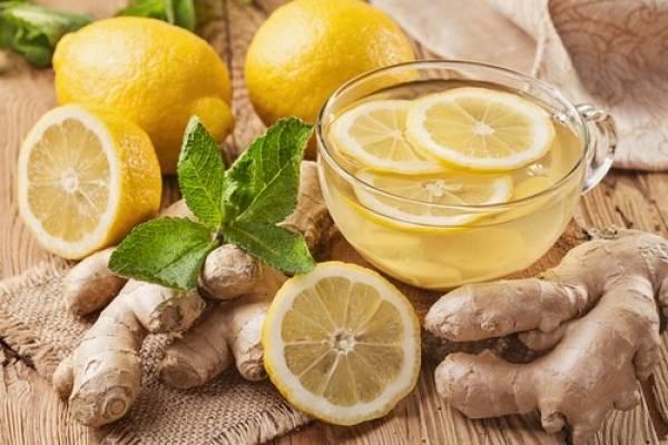 para que sirve el te de jengibre con limon en ayunas