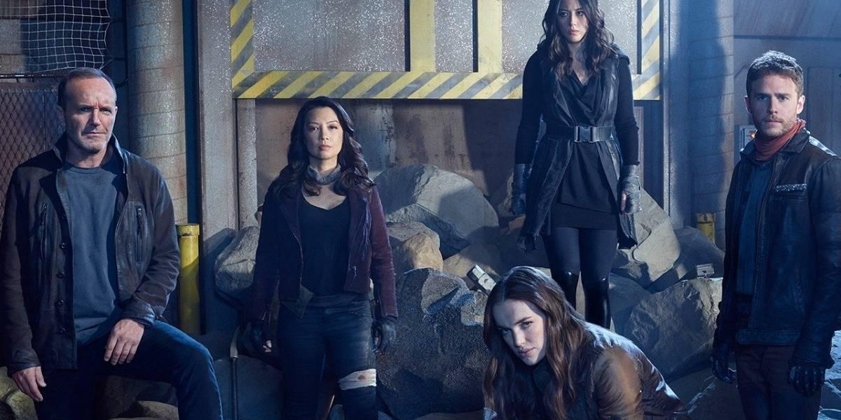 Um dos protagonistas de 'Agents of SHIELD' não vai retornar para a 6ª temporada; saiba qual