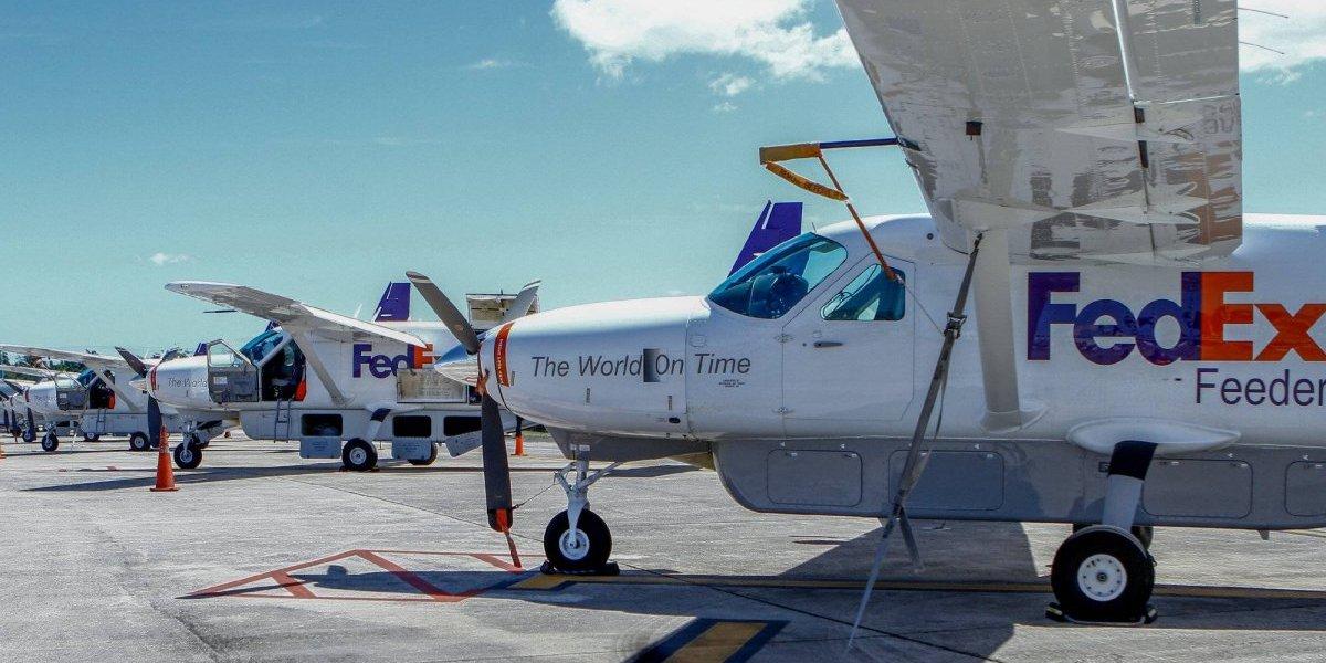 FedEx Express refuerza sus operaciones en el Aeropuerto Internacional Luis Muñoz Marín