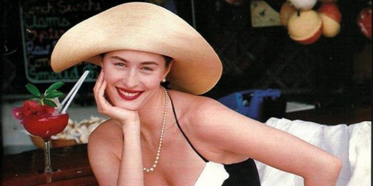 FOTO. La top model de los 80 que pasó de ganar millones a vivir como indigente