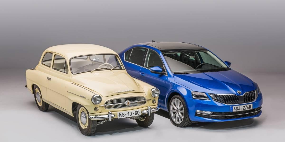 En su mejor momento, el Škoda Octavia cumple 60 años