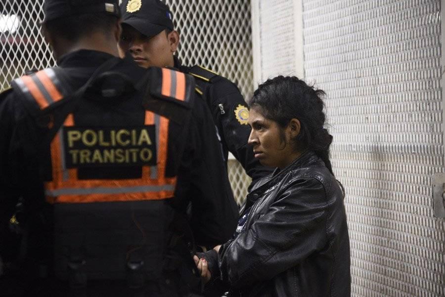 Presuntos asaltabuses capturados en carretera a El Salvador Omar Solís