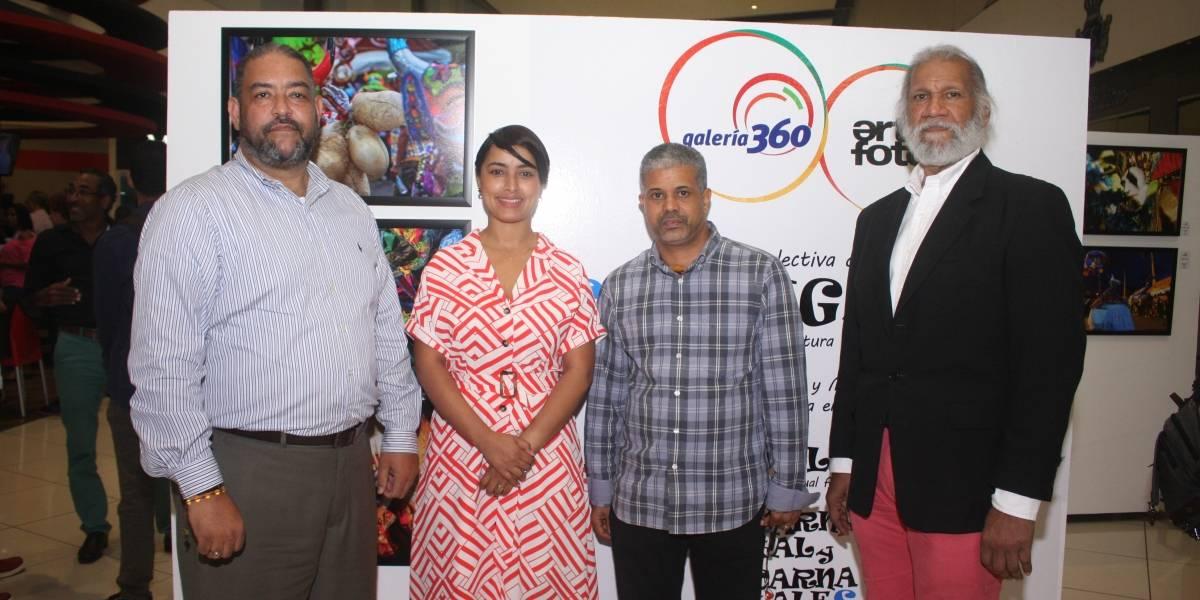 """ArteFoto presenta exposición """"Carnaval y Carnavales"""" en Galería 360"""