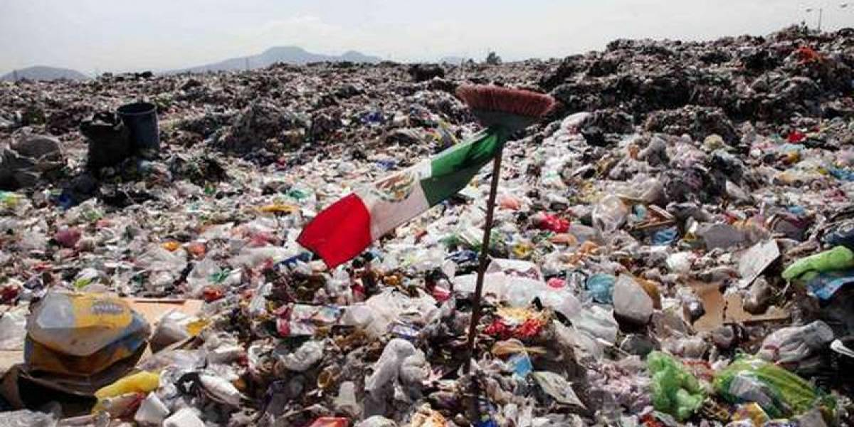 México busca solucionar el problema de la basura con ayuda del sector privado