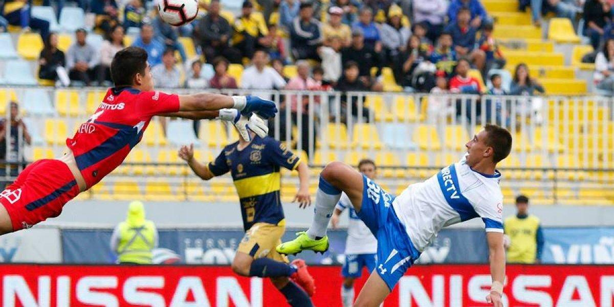 Diego Valencia toma fuerza para el arranque de temporada en la UC