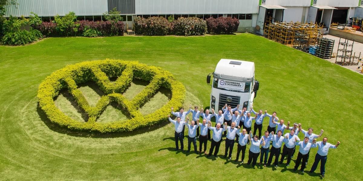 La fabricación de buses y camiones Volkswagen tiene nuevo socio