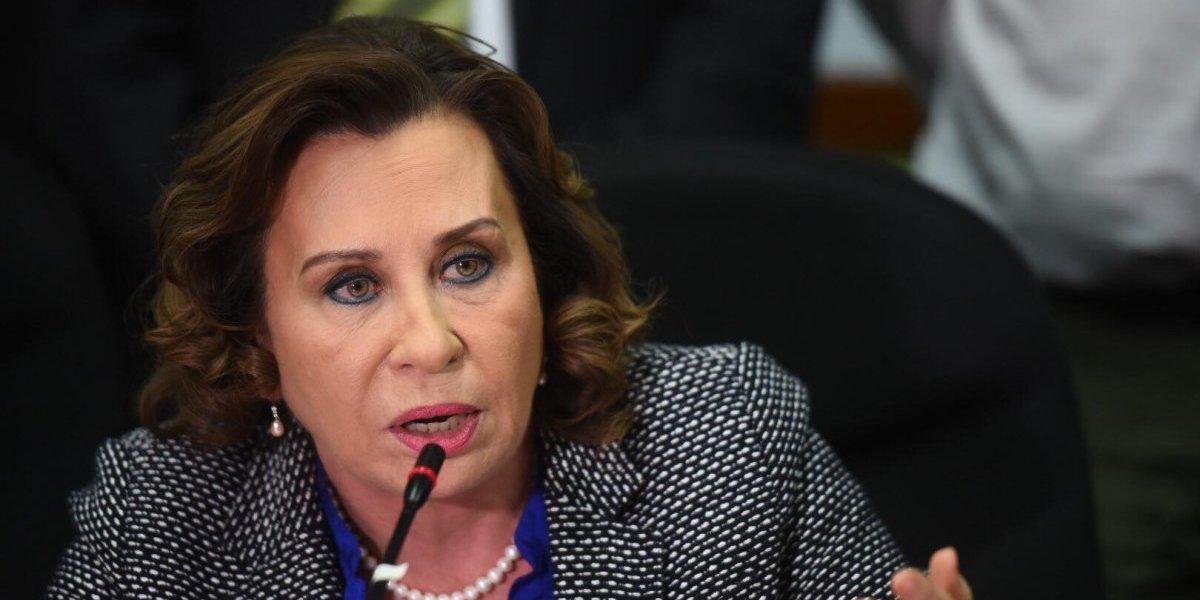 """Sandra Torres señala al jefe de la FECI de """"dedicarse a mediatizar"""" el caso de la UNE"""