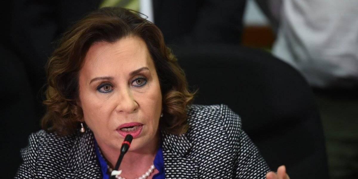 Corte de Constitucionalidad conocerá caso de Sandra Torres este viernes