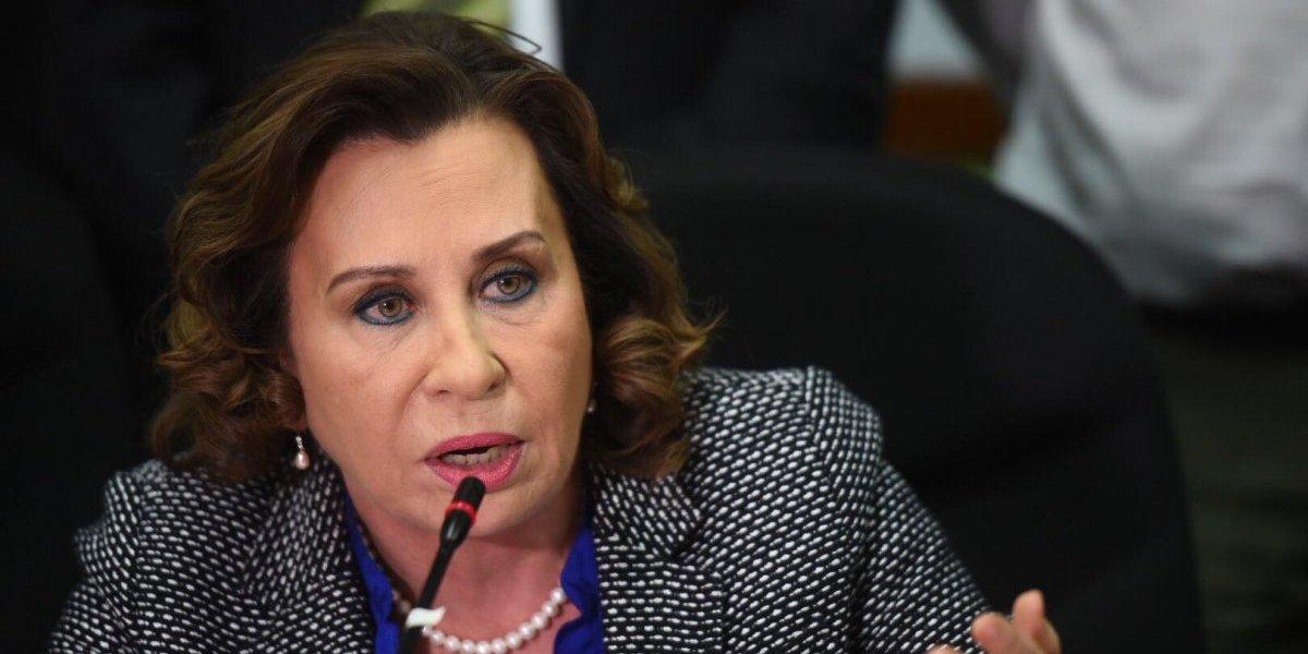 CC solicita informes a CSJ con relación al antejuicio contra Sandra Torres