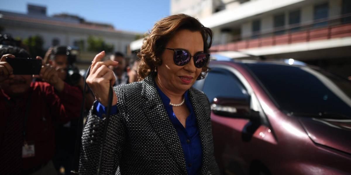 CC ampara a MP y CICIG y deja en suspenso resolución de la CSJ por el caso Sandra Torres