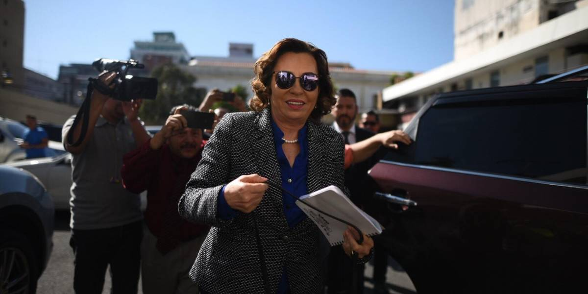 "Sala ordena que ""elPeriódico"" no publique sobre Sandra Torres"