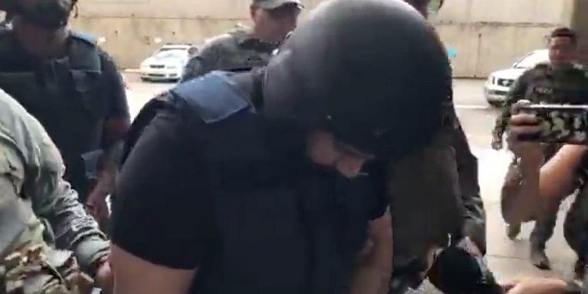 """Llegan al Tribunal de San Juan sospechosos de matar a """"Tonka"""""""