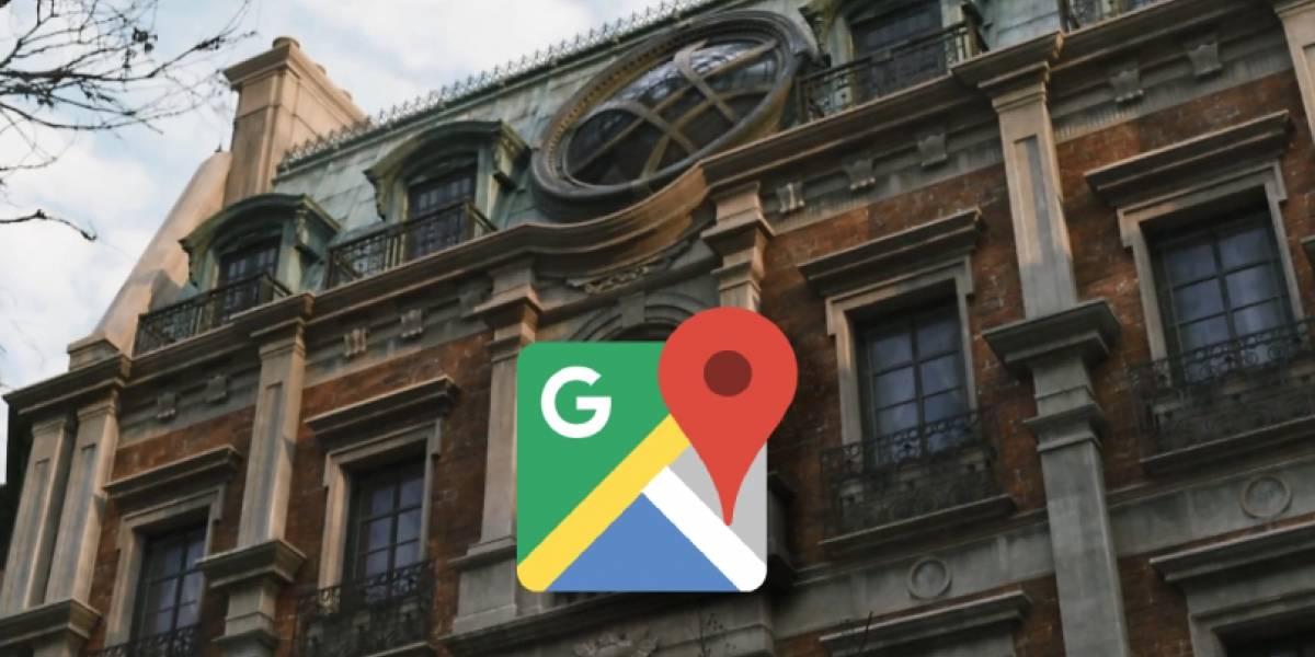 Encuentran en Google Maps el Sanctum Sanctorum del Dr. Strange