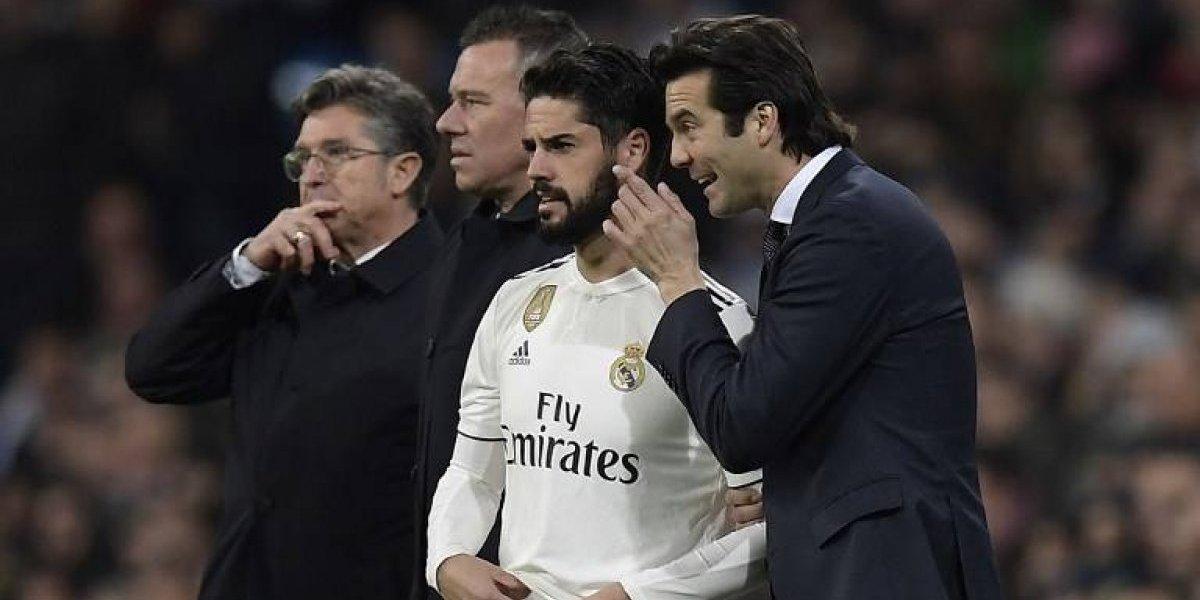 Esto dijo Isco Alarcón por su falta de minutos en el Real Madrid
