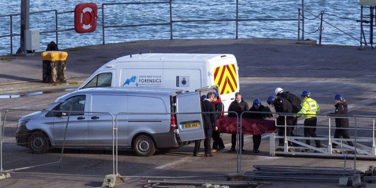 FOTOS: Cuerpo encontrado en avión de Emiliano Sala ya está en Gran Bretaña