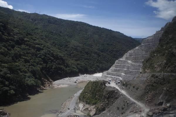 Hidroituango río Cauca
