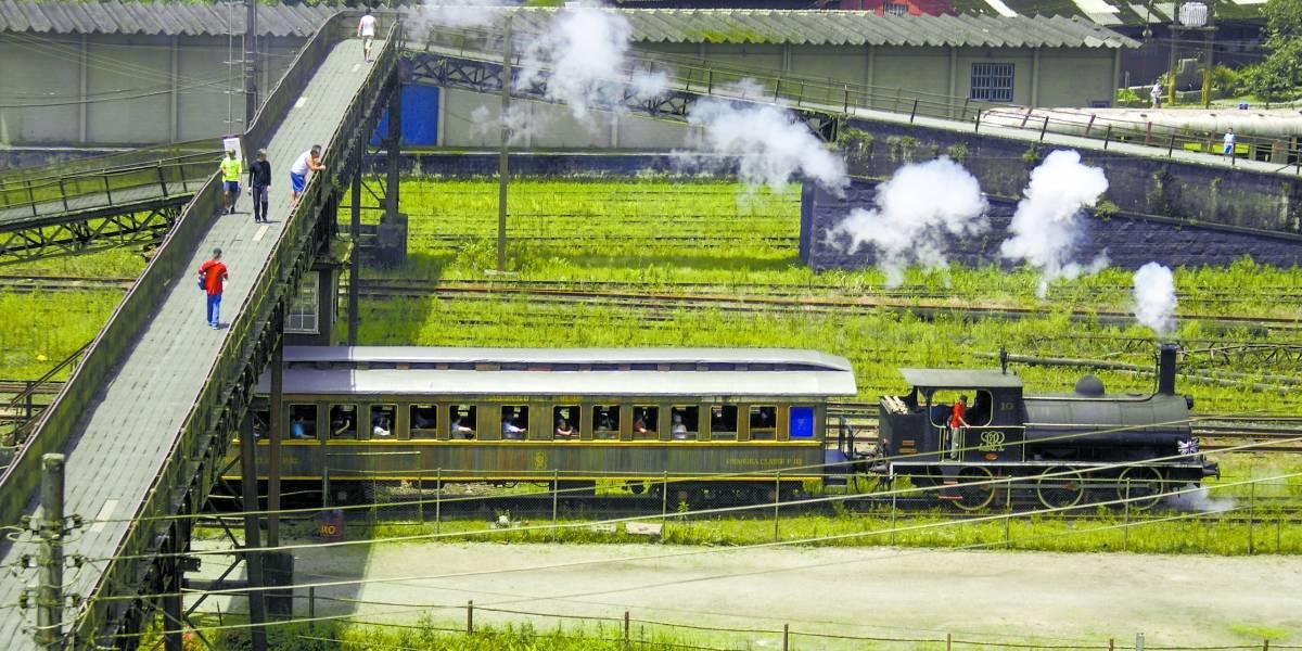 Visões da Vila Ferroviária: Paranapiacaba sob a lente da fotografia