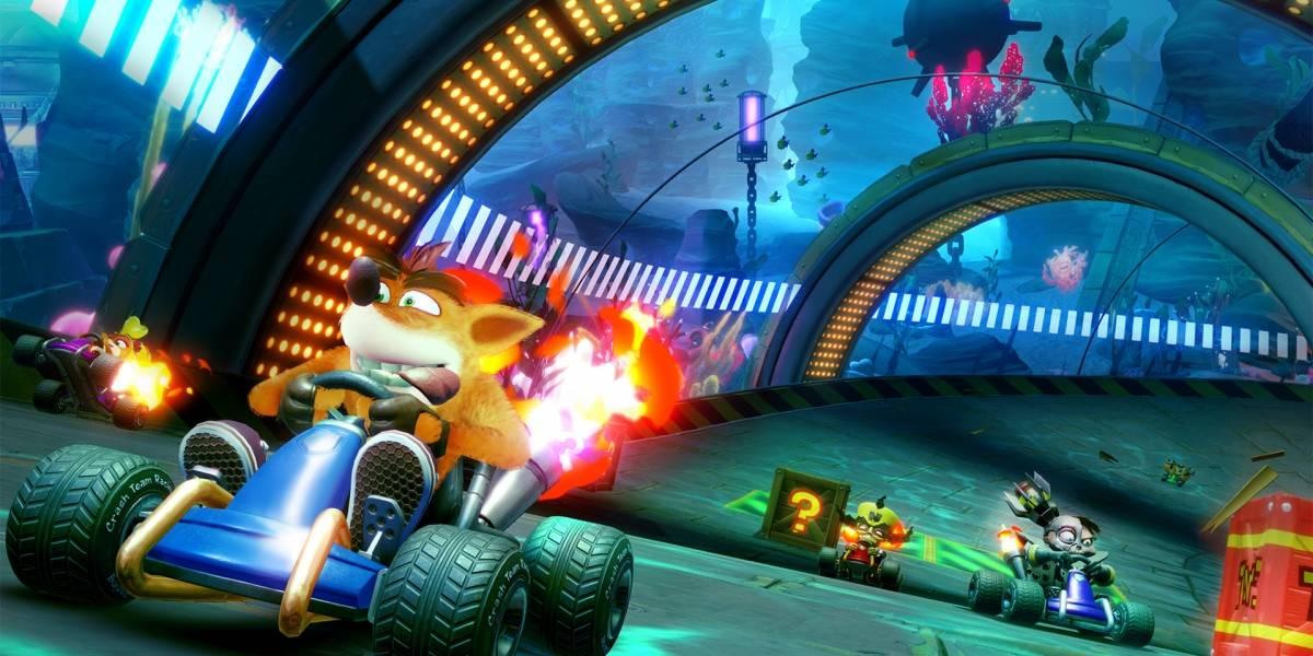 Impresiones de Crash Team Racing Nitro-Fueled: Nostalgia a 30 cuadros por segundo