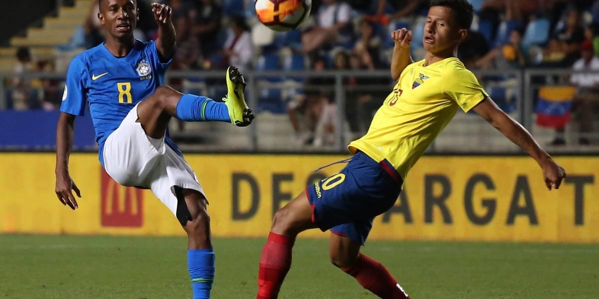 Sudamericano Sub 20: La 'Mini Tri' empató a ceros con Brasil y espera por clasificación