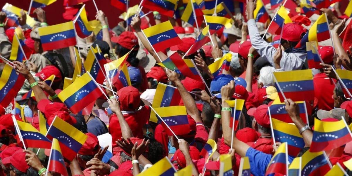 """Grupo de Contacto reunido en Uruguay instó a celebrar """"elecciones presidenciales libres"""" en Venezuela"""