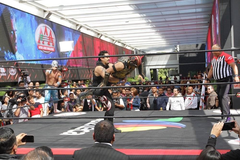 TV Azteca le da la bienvenida a la AAA