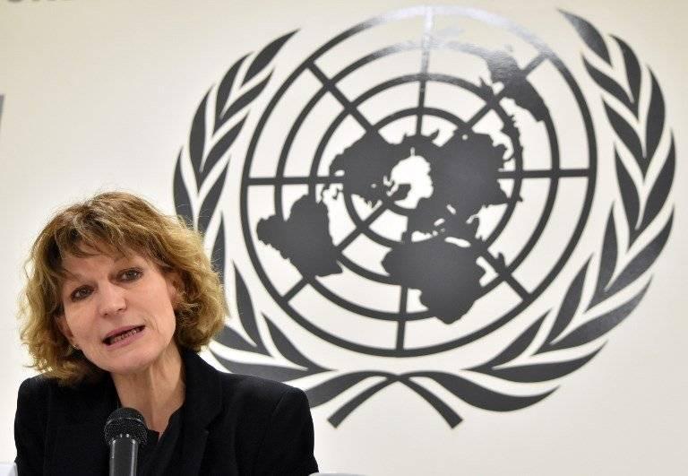 Agnès Callamard relatora especial de la ONU sobre ejecuciones extrajudiciales