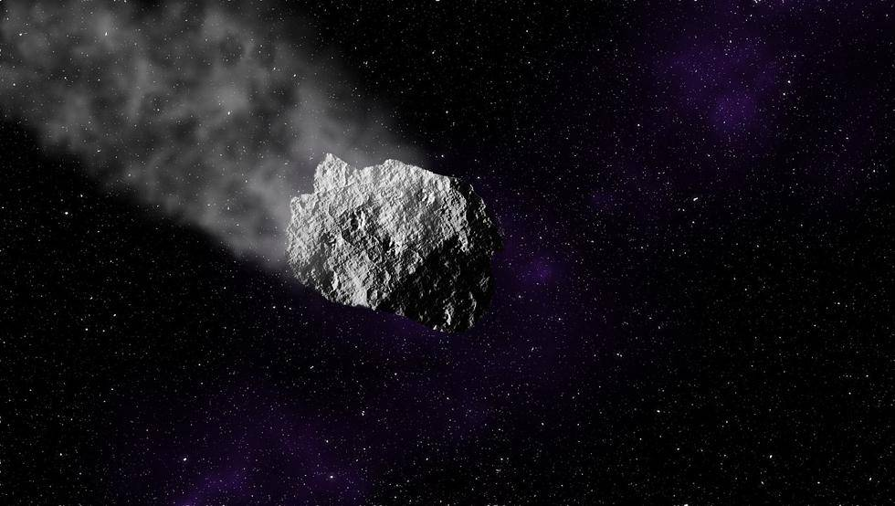 La NASA publica llamativa y extraña imagen proveniente de un planeta enano