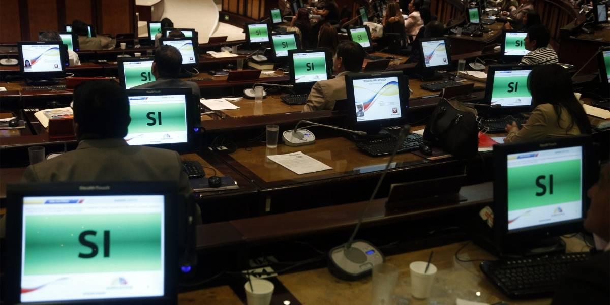 Asamblea Nacional se va de vacaciones del 19 al 30 de agosto de 2019