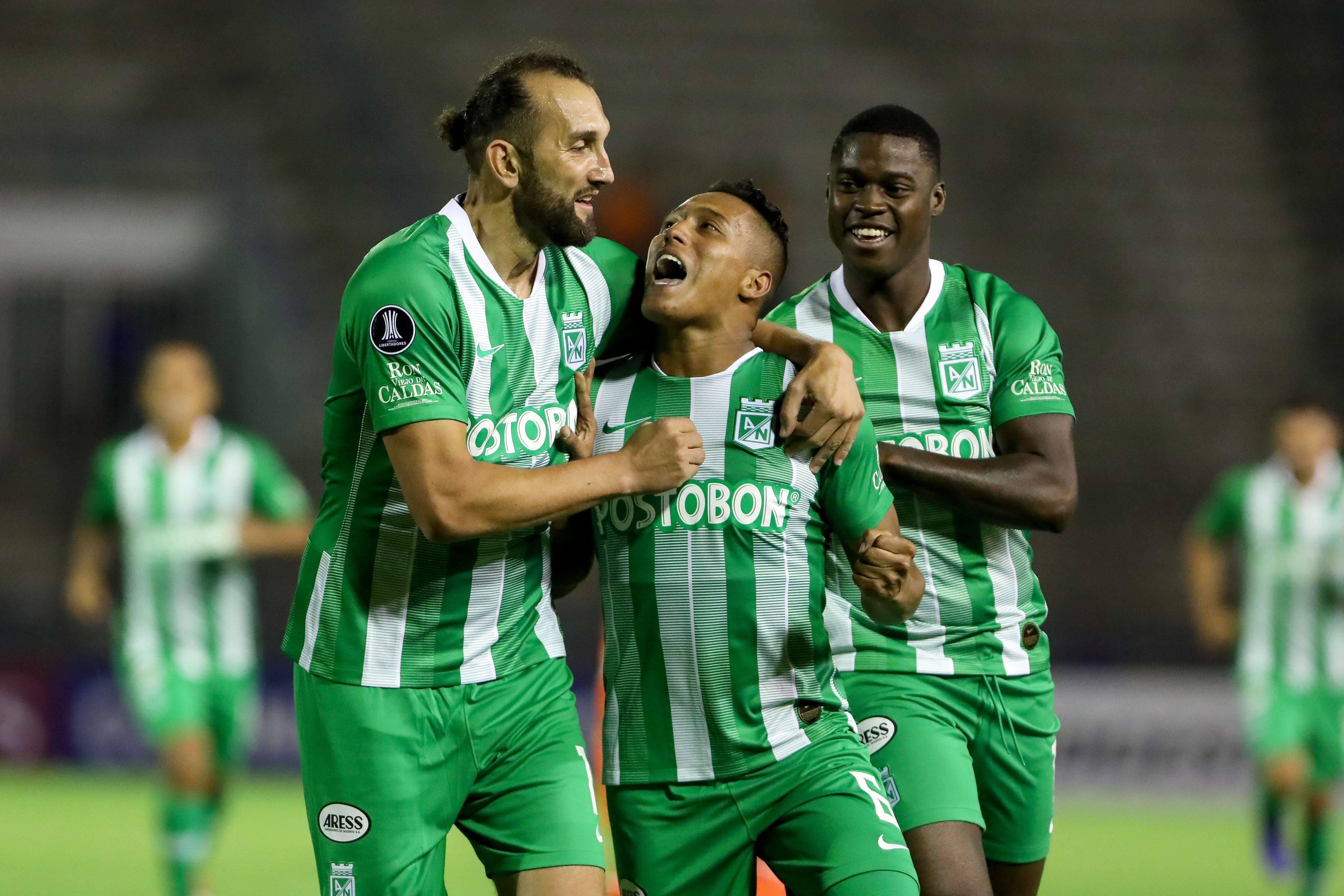 Ver Gratis Atl U00e9tico Nacional VS Libertad Copa Libertadores
