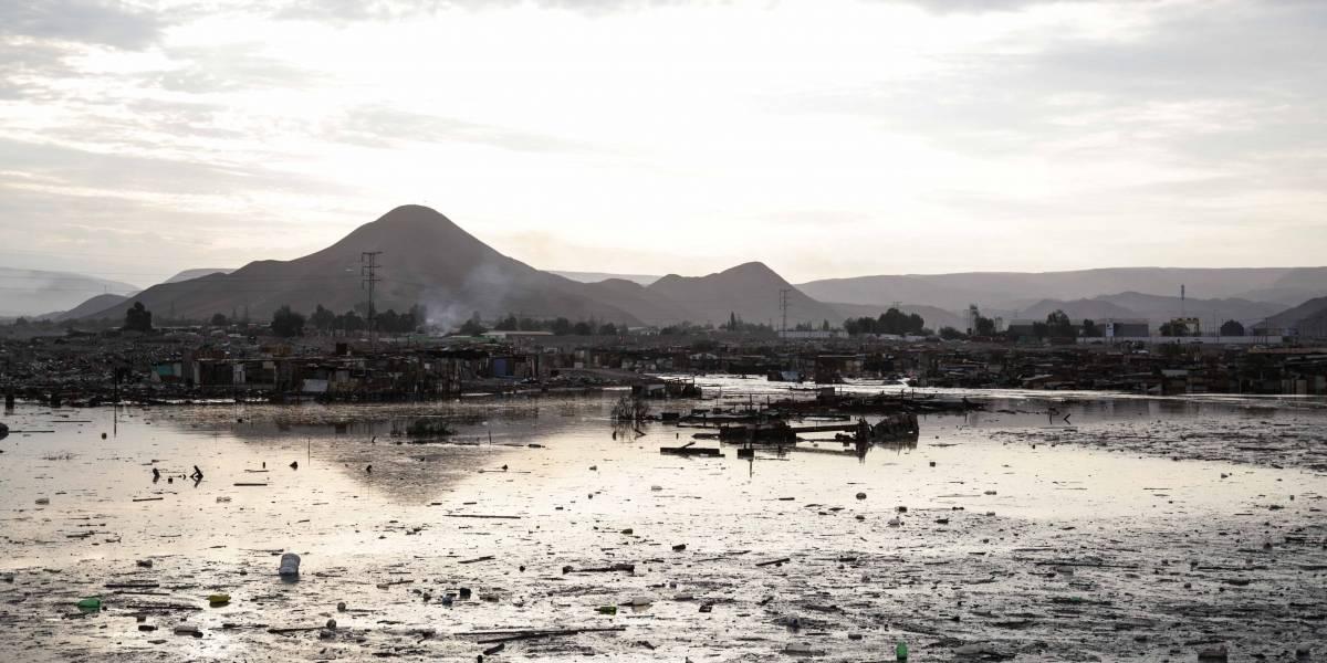 Invierno altiplánico sigue causando estragos: el norte espera hoy el chaparrón más fuerte del sistema frontal