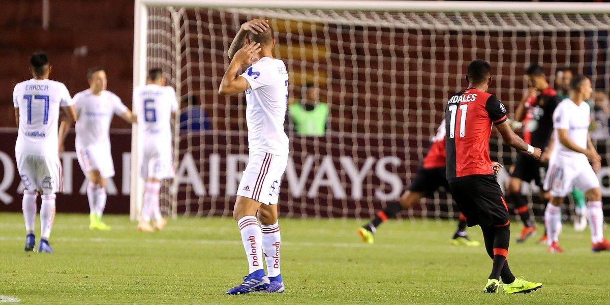 La U podría dejar de ganar casi cinco millones de dólares si no cumple el objetivo en la Libertadores