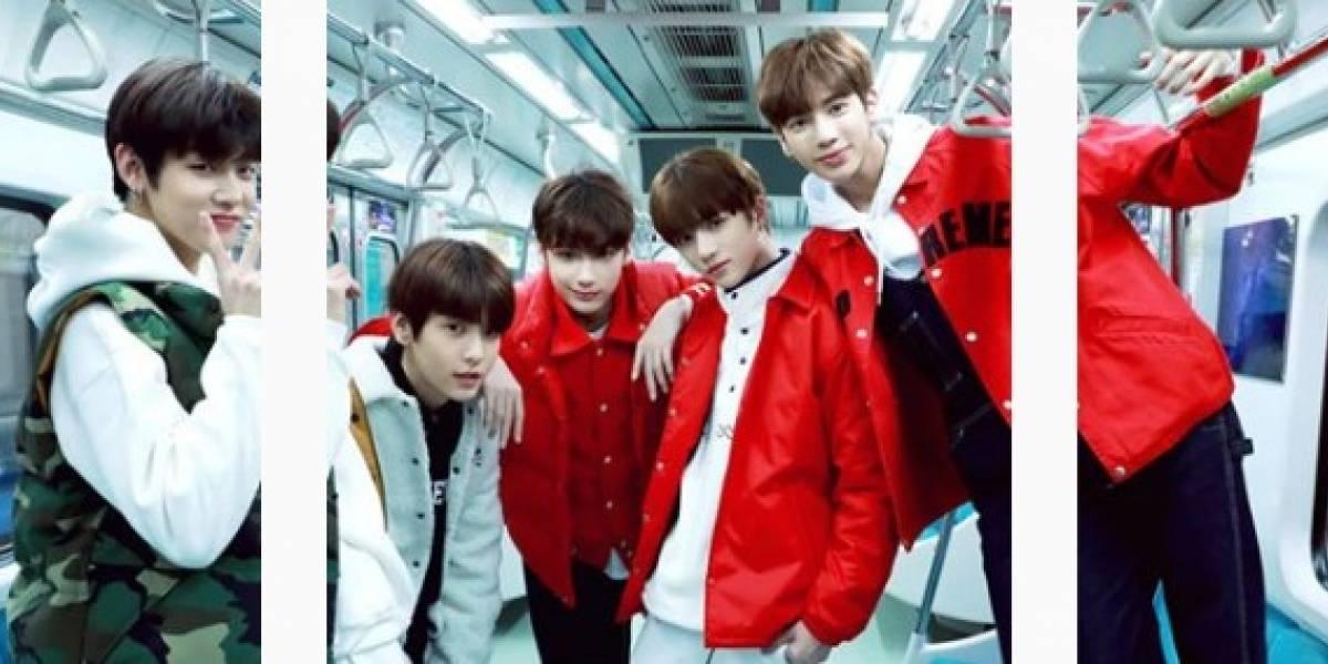 Da mesma produtora do BTS, Tomorrow X Together anuncia o primeiro álbum