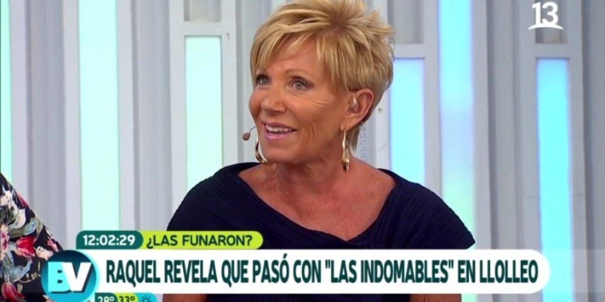 """Raquel Argandoña trolea a Cathy Barriga con ácido comentario en """"Bienvenidos"""""""